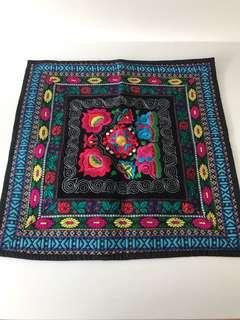 Ethnic Embroidery (Can be framed up)
