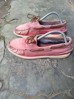 Sepatu sperry top sider Original size 42