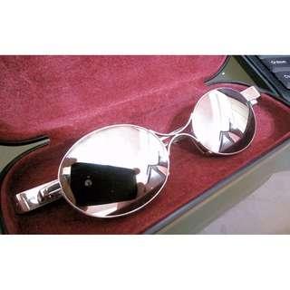 JPG 復古金屬質感墨鏡
