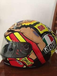 AGV Helmet limited edition and IZ2 jacket