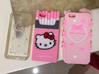 iPhone 6/6s Case 手機殻  hellokitty melody