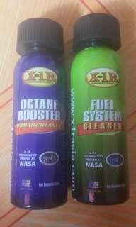 OCTANE BOOSTER RON INCREASER AND FUEL SYSTEM CLEANER