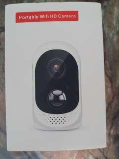 Wireless portable HD Camera