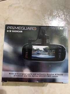 Prime dashcam