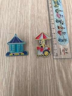 Singapore Heritage Badges