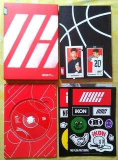 iKON Welcome Back Half Album Fullset