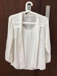 Shirt Putih / S