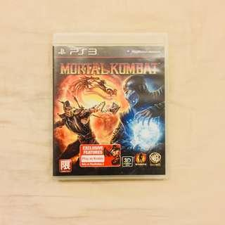 Video Games - PS3 Mortal Kombat