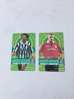 SMRT Card - Football Channel - Totally Devoted