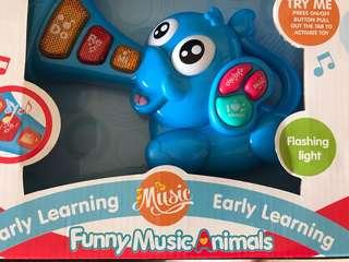 40% off: BN Early Learning Funny Music Animals