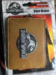Jurassic World Card Wallet