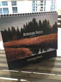 Audemars Piguet - collector's calendar for 2019