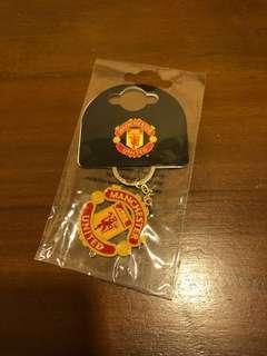 Manchester United keychain