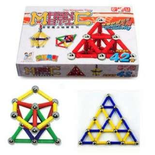 🚚 Magnetic Stick Toy For Kids