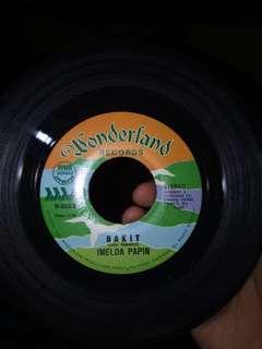 45 rpm Vinyl Record Emelda Papin