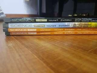 (WTS) Lower Secondary Science Matters! Textbook