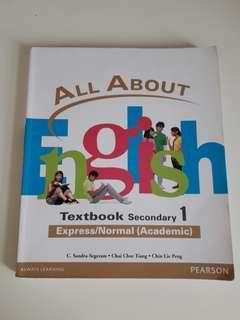 All About English Secondary 1