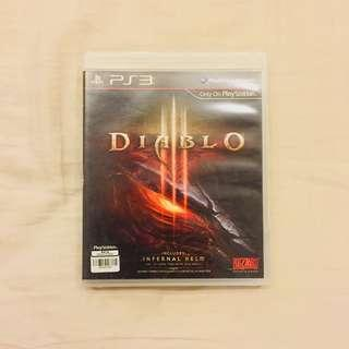 Video Games - PS3 Diablo 3