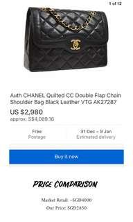 FYI Price Comparison Of Our Chanel Bags and Those In International Markets