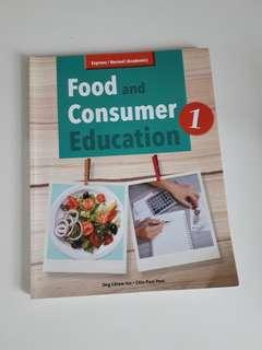 Food And Consumer Education (books 1 & 2)