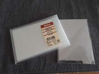 BN Muji Pocket Photo Album