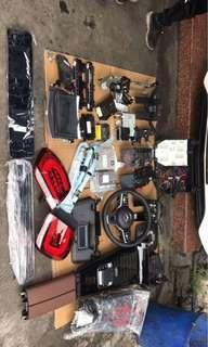 Mercedes W177 Whole Car Parts Used