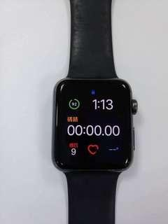 🚚 Apple watch一代(限量太空灰)