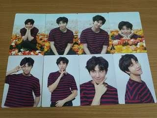 RM japan love yourself mini pc full set