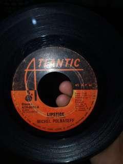Michel Ponareff 45 rpm vinyl record