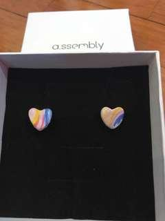 🚚 Assembly paddle-pop earrings