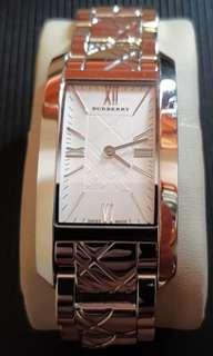 Burberry wrist watch