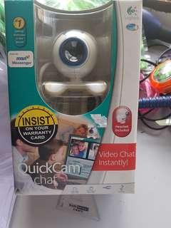 Logistic QuickCam Chat