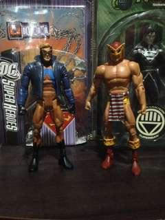 DCUC Animal man and bwana beast