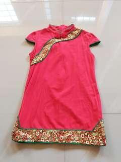 Chinese Year Dress(4years)