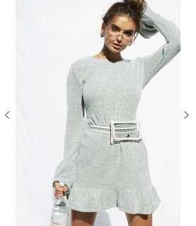 Knit dress M/L