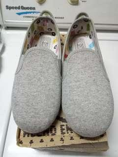 Flossy Jersey Grey s32