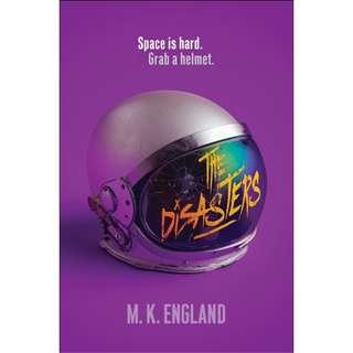 (Ebook) The Disasters by M.K. England