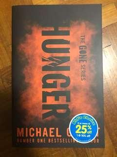 The GONE Series HUNGER by Michael Grant