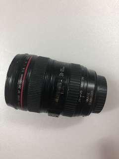Canon EF24-70mm f/2.8L USM