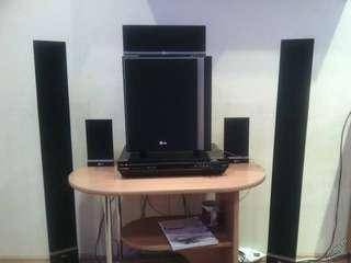 LG Home theater sound system SH52PH