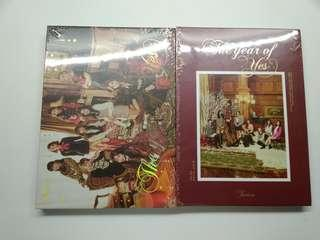 [READY STOCK] TWICE - 3rd Special Album / The Year of Yes