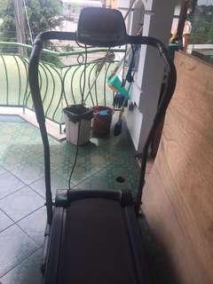 Jual tredmill second