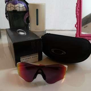 Oakley evzero sunglasses運動太陽眼鏡