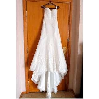 1.618 結婚婚紗晚裝長裙 wedding gown dress WG