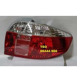 Toyota Vios '2006 - 2007 NCP42 Tail Lamp / Tail Light (NEW)