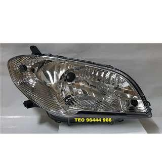 Toyota Vios '2006-2007 NCP42 Head Lamp / Head Light (New)