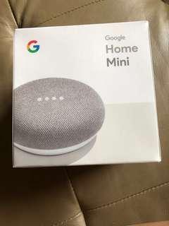 Goggle Home Mini