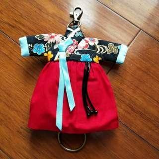 🚚 韓服&和服鑰匙包