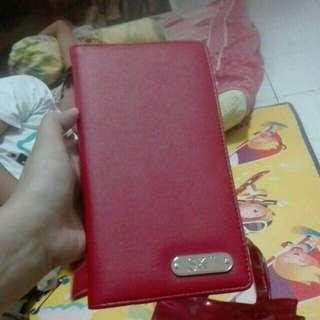 SK-II Red Passport Holder
