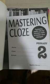 Mastering Cloze Primary 2